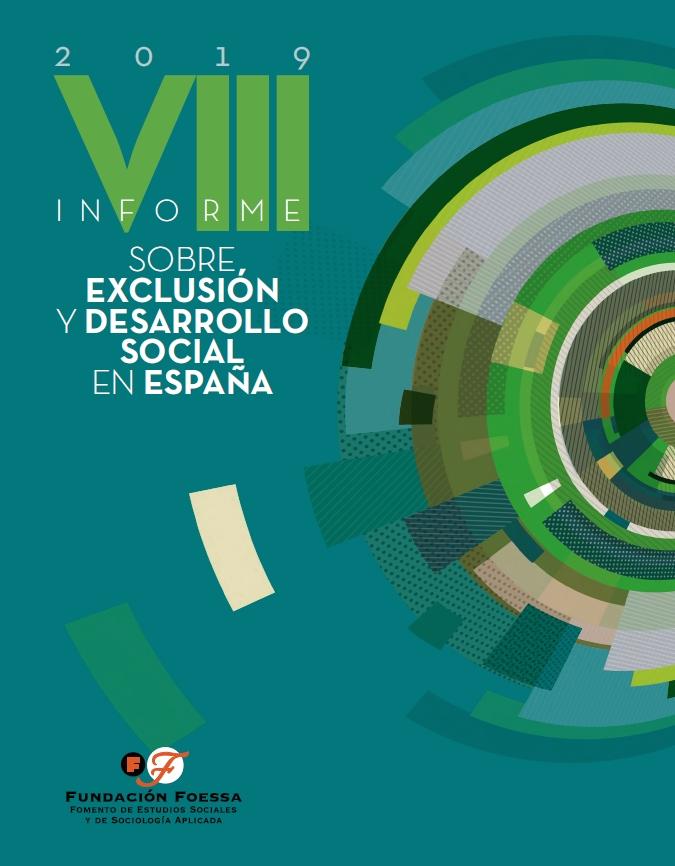 Portada VIII Informe sobre exclusión y desarrollo social en España