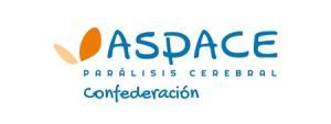 Logotipo Confederación ASPACE