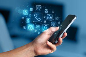 telefóno móvil apps