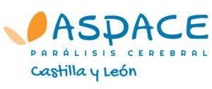 Logotipo de ASPACE Castilla y León