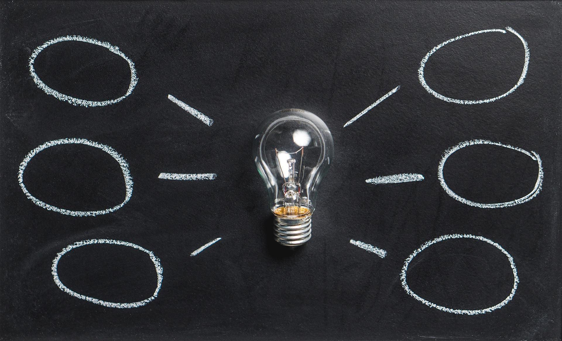 Imagen representativa a objetivos, ideas