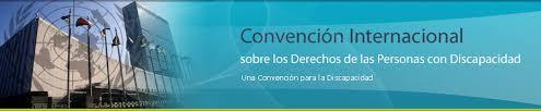 convencion internacional onu derechos discapacidad