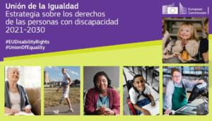 Unión de la Igualdad_Estrategia sobre los derechos de las personas con discapacidad 2021_2030