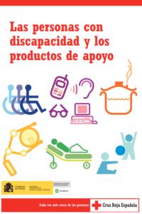 Las personas con discapacidad y los productos de apoyo