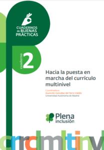 Hacia la puesta en marcha del currículo multinivel. Cuaderno 2.