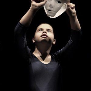 Grupo de teatro, danza y gimnasia formado por niños con Down. (Foto presentada a la edición 8 del  Concurso de Fotografía Digital del INICO - Fundación Grupo Norte)