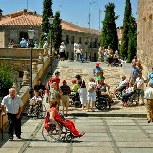 Turismo accesible en Salamanca