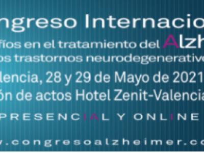 V Congreso internacional del alzheimer