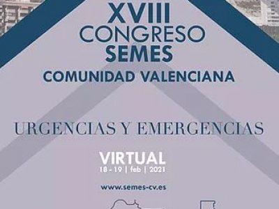 XVIII congreso SEMES CV 2021