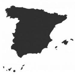 mapaEspaña