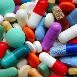 Imagen de varios medicamentos